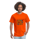 Happy Birthday T-Shirt - orange