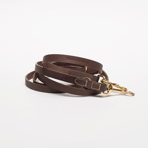 Brown Muti-Function Leash