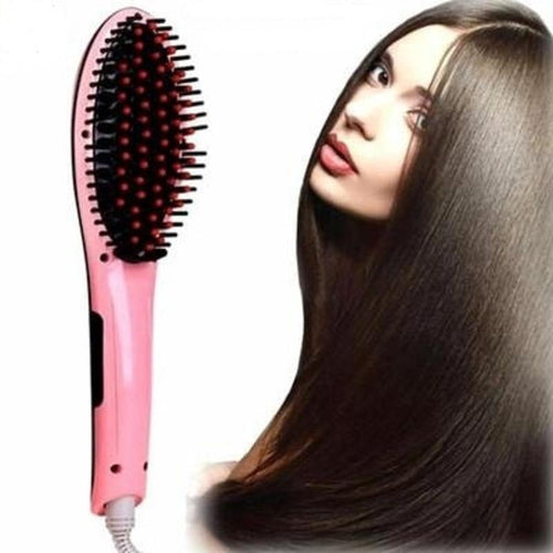 Auto Straight Hair Comb