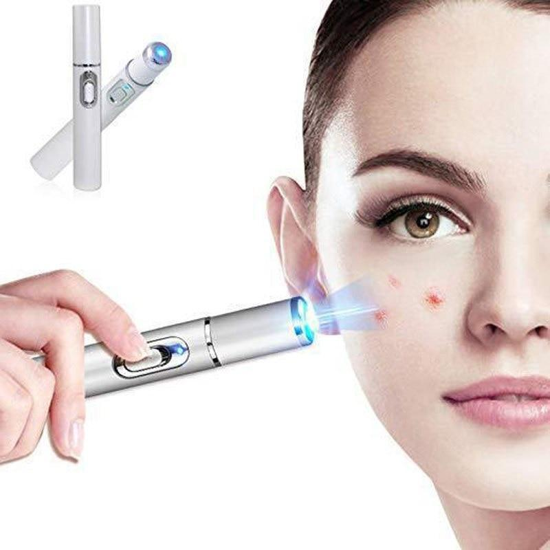 Blue Light Laser Treatment Therapy