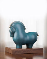 Brass Horse Home Decoration