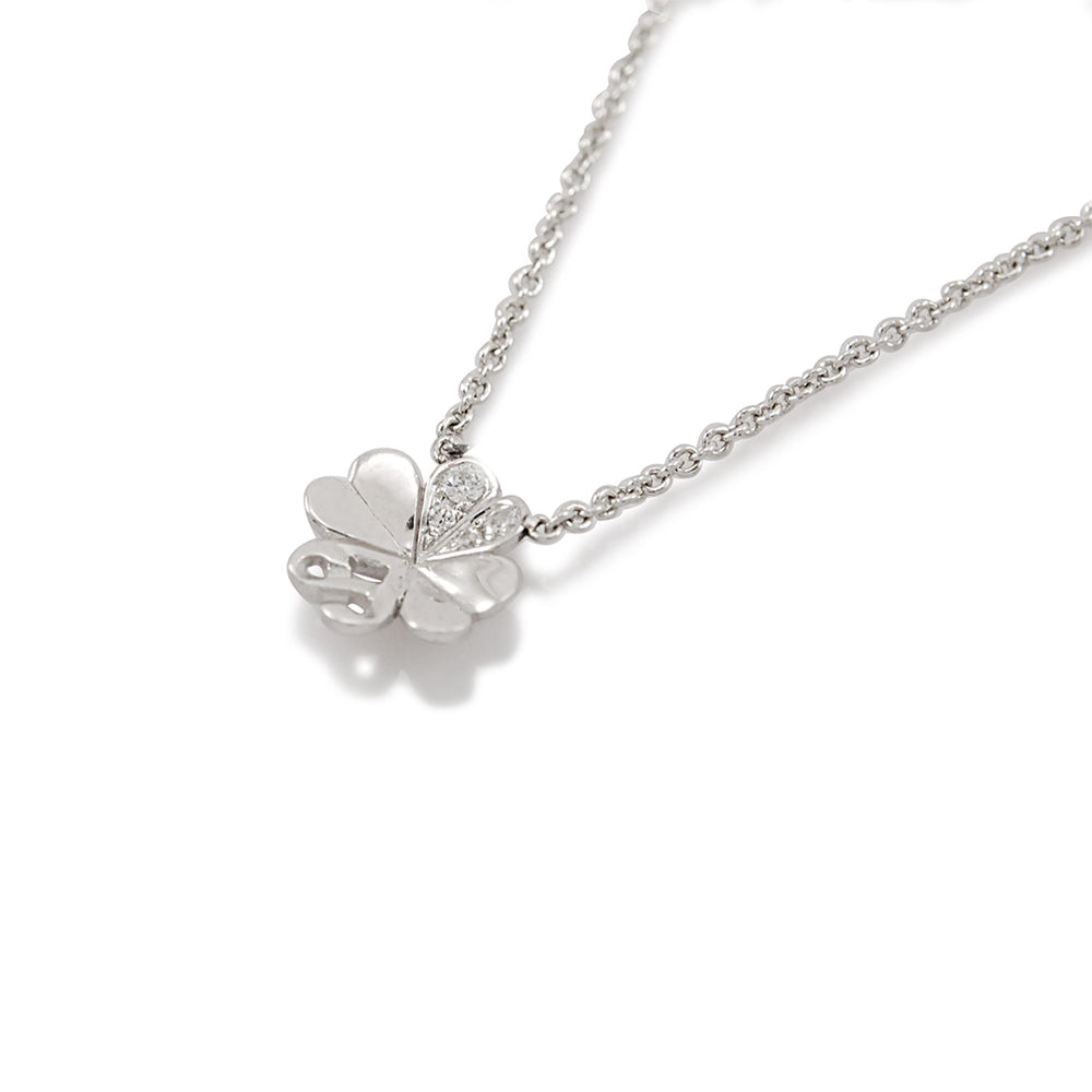 Four-Leaf Clover Elegant Necklace