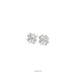 Four-Leaf Clover Mini Original Stud Earrings