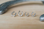 The Infinite Horseshoe Stud Earrings