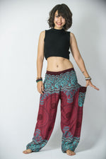 Geometric Mandala Yoga Pants
