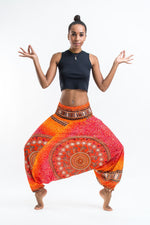 Tribal Chakra Jumpsuit Yoga Pants