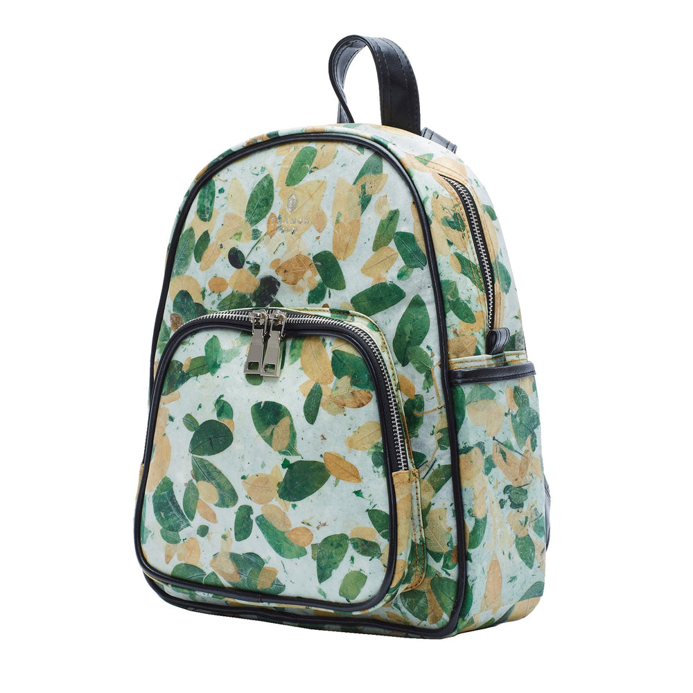 Medium Camouflage Real Tree Leaf Backpack