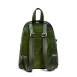 Medium Green Real Tree Leaf Backpack