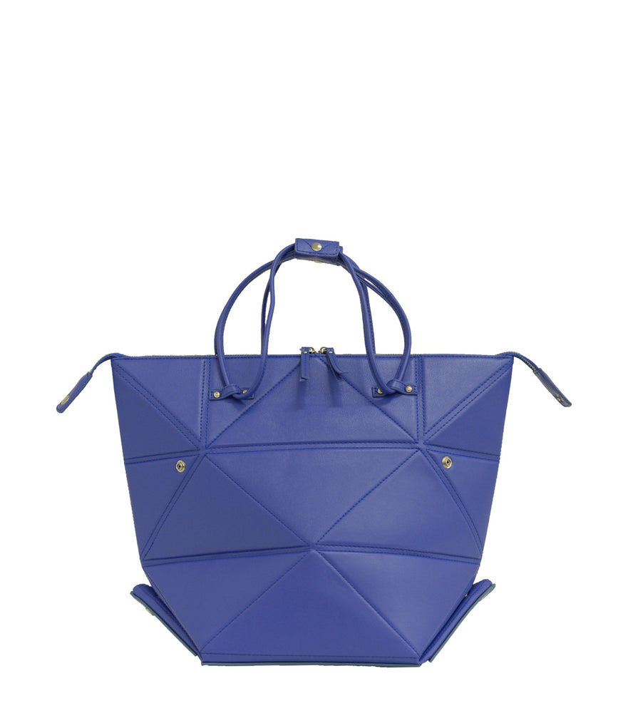 Aries Blue Bottom Large Origami Bag