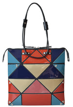 Aries Multicolor Transforming Origami Handbag
