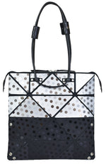 Aries Small Polka Dot Origami Bag