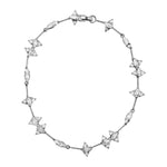 Arun Silver Choker Necklace