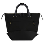 Women's Large Black Origami Transforming Bag