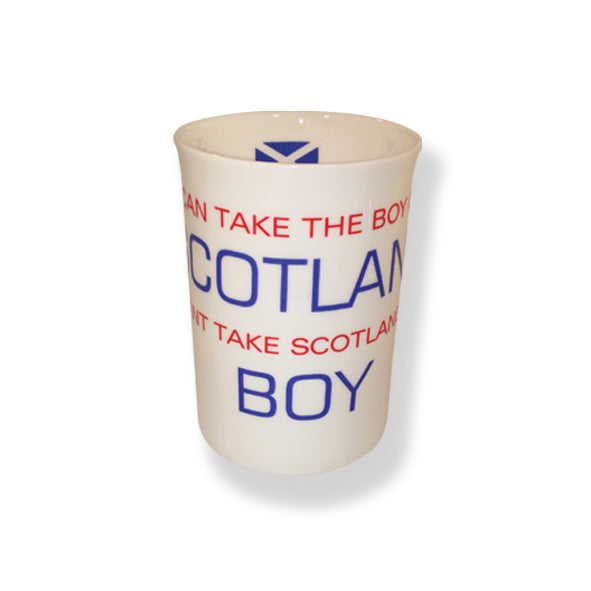 Boy Scotland China Mug (BD200)