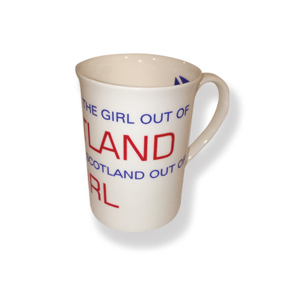 Girl Scotland Mug (BD201)