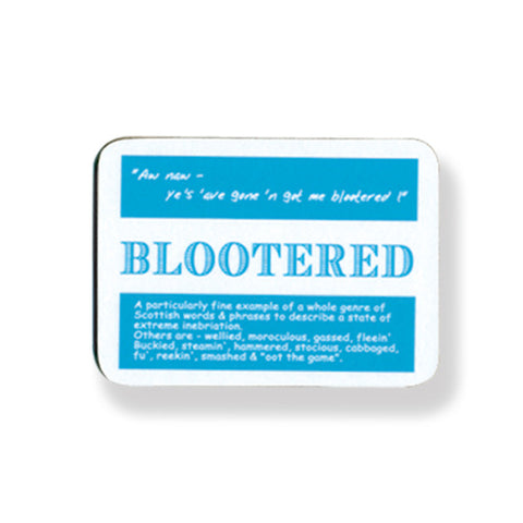 Blootered Coasters - 2 Pack