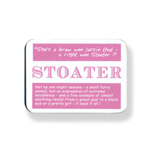 Stoater Coaster - 2 Pack