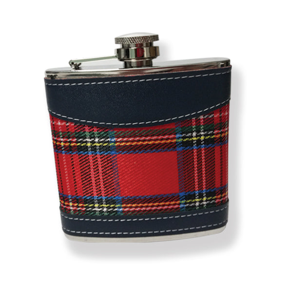 Hip Flask Royal Stewart (HFSKRS)