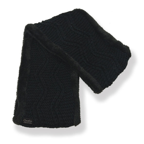 Infinity Cosy Scarf Black (SCRBL)