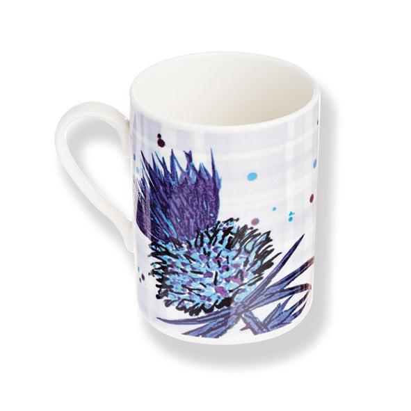 Bramble Thistle Mug (SI-M-BT)