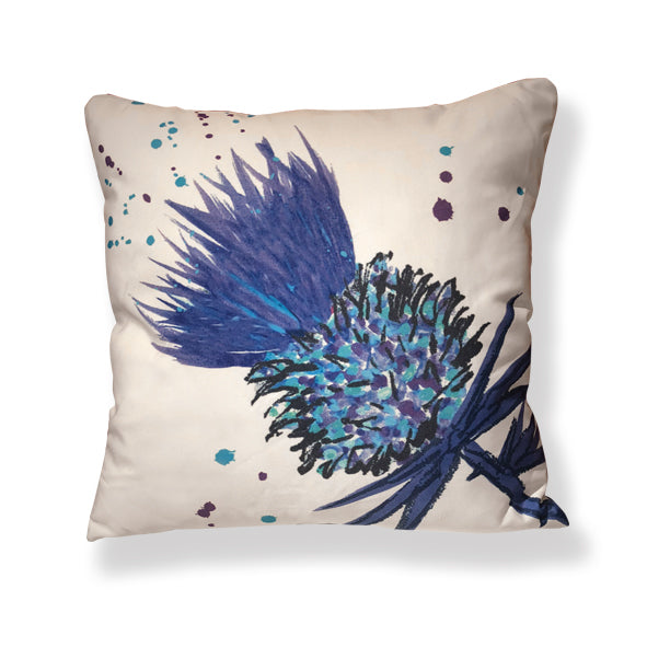Scott Inness Bramble Thistle Cushion