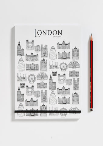 Sightlines London Notebook