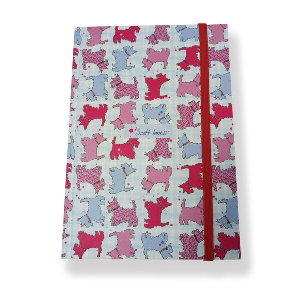 Scottie Dog Notebook