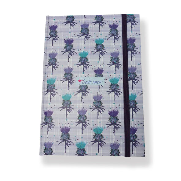 Bramble Thistle Notebook