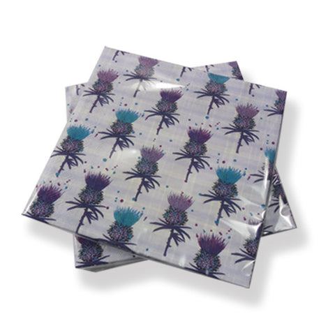 Scott Inness Bramble Thistle Paper Napkins (SIPN01TH)