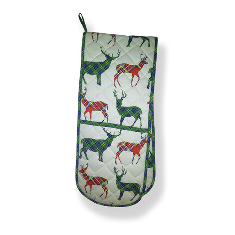 Stag Double Oven Glove