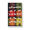 Scottish Lingo Apron,Tea Towel & Napkin Set