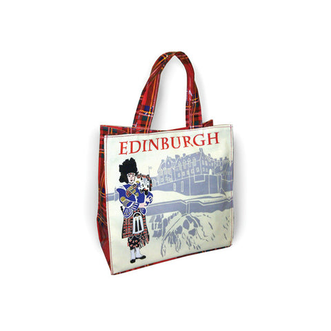 Edinburgh PVC Shopper Bag