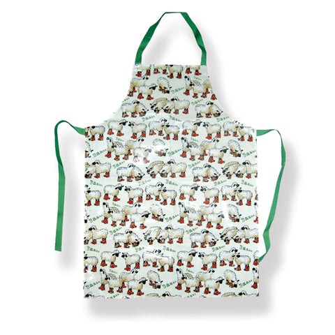 Puddle Jumper Sheep design PVC Apron (T47PJ)