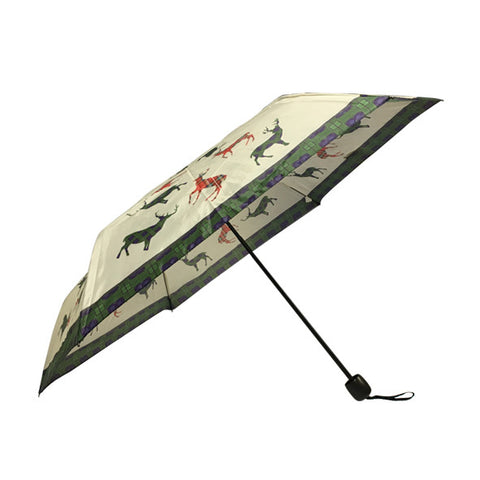 Stag Design Folding Umbrella