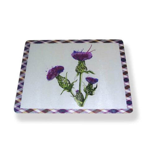 Wild Thistle Glass Worktop Saver
