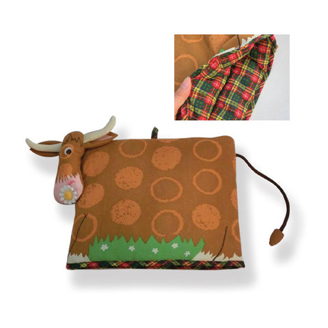 Hamish Highland Cow Tea Cosy