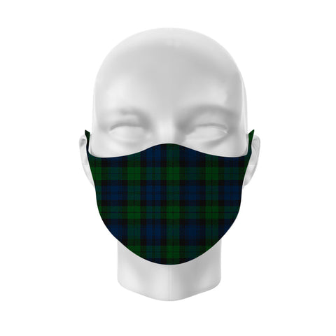 Face mask Blackwatch Tartan