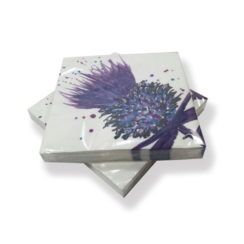 Scott Inness Big Thistle Napkins 20 (SIPN01BT)