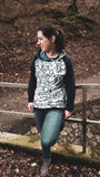 Shirt/Pulli Autumn Rockers Damen Gr. 34-48 (Schnittmuster/Freebook)
