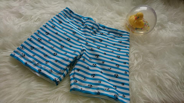 "Badehose ""Sea Horse Pants"" Gr. 80-140 (Schnittmuster/Ebook)"