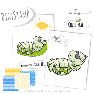 """ChillKRÖTE"" (Digistamp)"