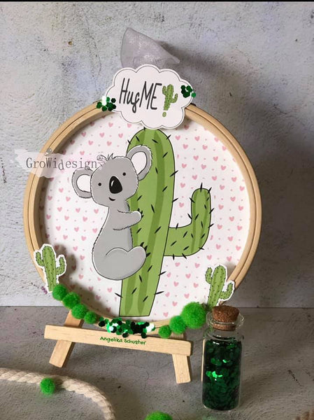 """Koala"" (Digistamp)"