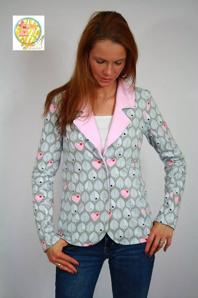"Blazer ""TAIJA LADIES"" (Schnittmuster/Ebook)"