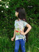 "-Kinder Oberteil ""EAZZY SHIRT GIRL"" Gr. 74-164 (Schnittmuster/Ebook)"