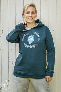 "Damen Pullover ""PULLitOVER Ladies"" (Schnittmuster/Ebook)"