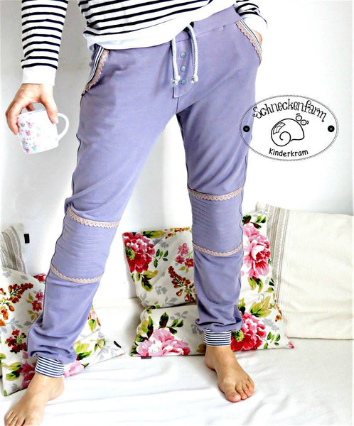 "Slim Fit Hose ""CHILL BILLIE LADIES"" (Schnittmuster/Ebook)"