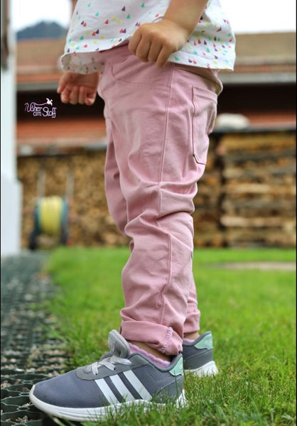 "Kinderhose Chino ""Everyday"" Gr. 80-146 (Schnittmuster/Ebook)"