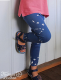 "Kinder Leggings ""mini LORA"" (Schnittmuster/Ebook)"