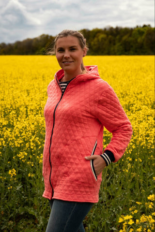 "Outdoorjacke Damen ""Neyla"" Gr. 32-50 (Schnittmuster/Ebook)"