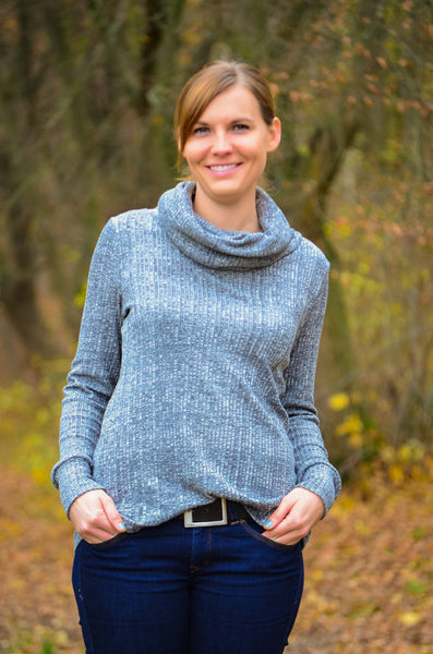 "Pullover Damen ""Leara"" (Schnittmuster/Ebook)"